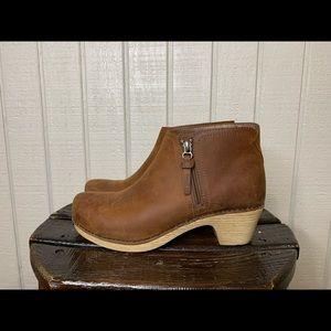 Dansko ankle boots, size 38.